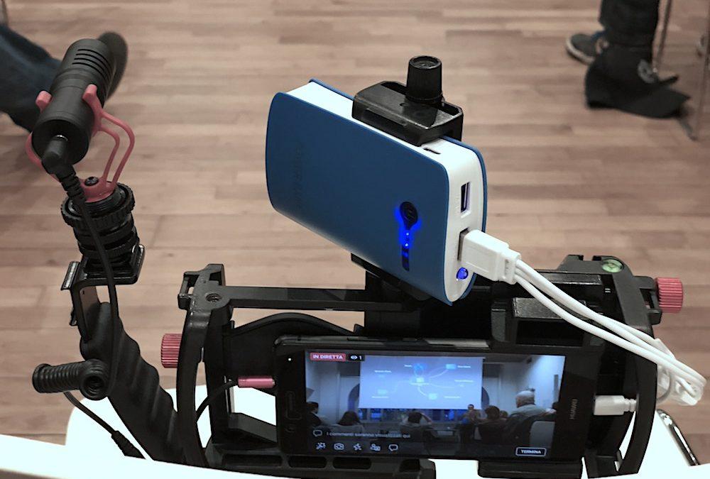 Sieben Schritte zum ersten Smartphone Video