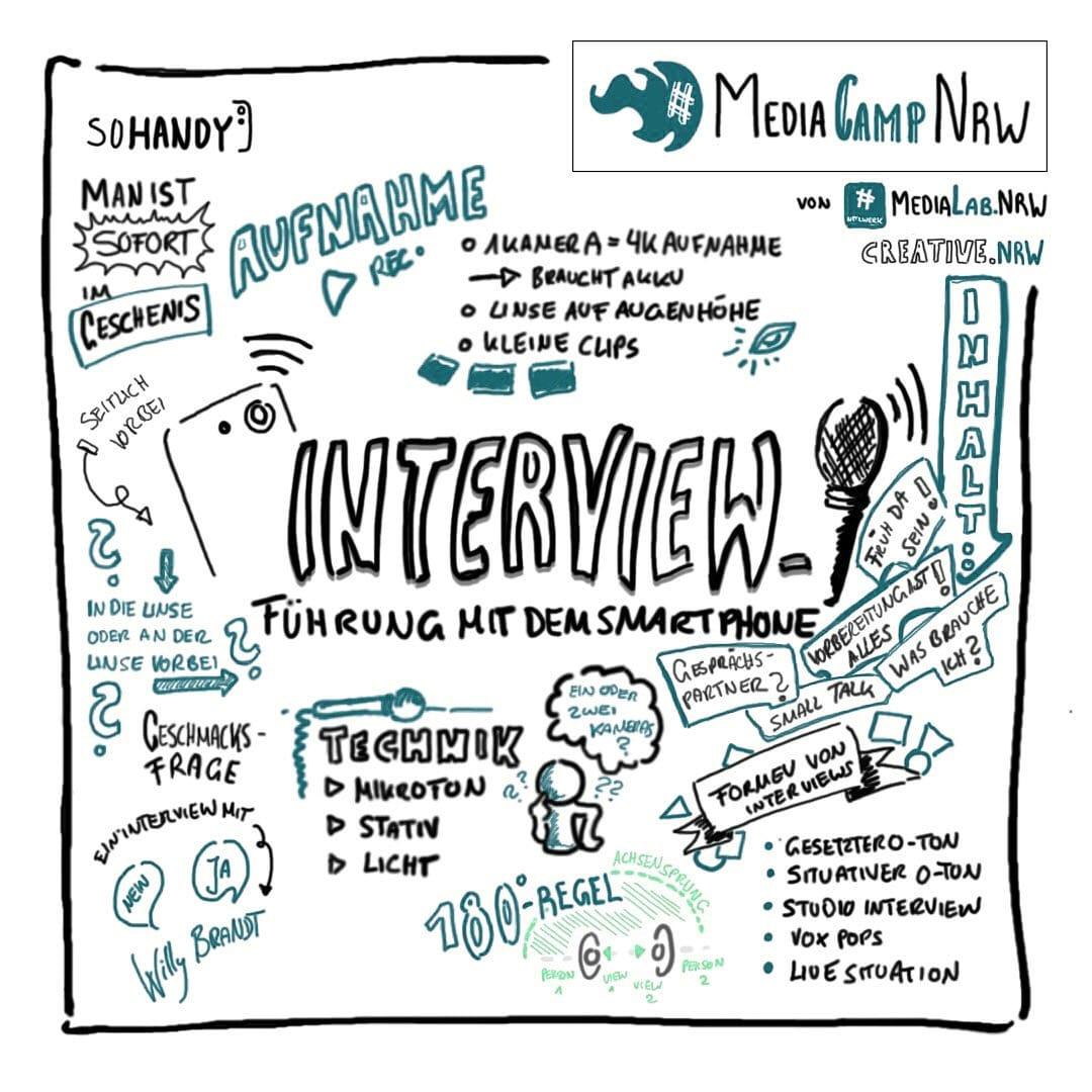 5 Tipps für bessere Interviews mit dem Smartphone 5