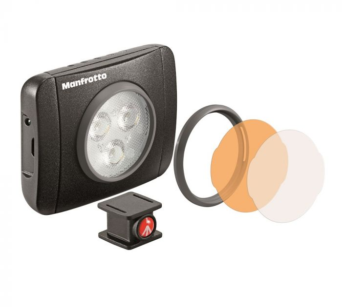 manfrotto lumemuse