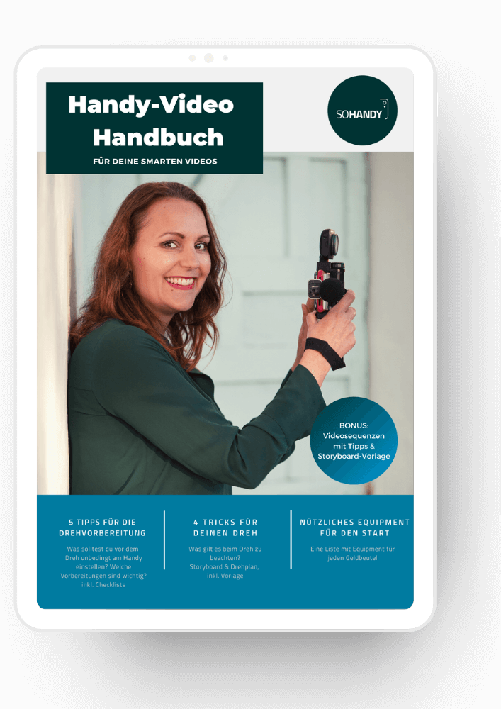 ipad mockup handy-video handbuch